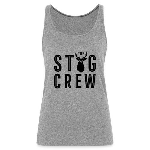 THE STAG CREW - Women's Premium Tank Top