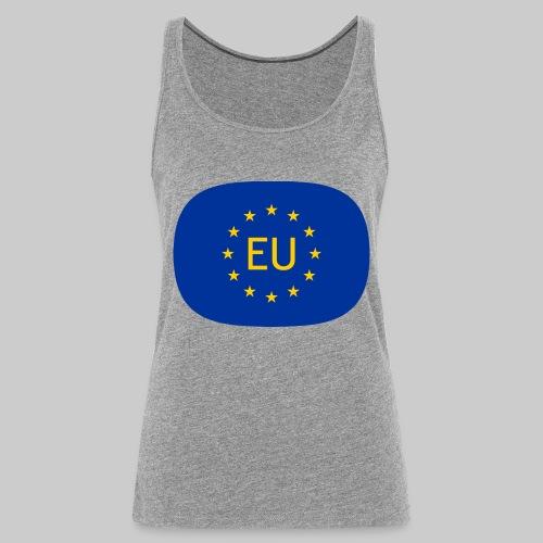 VJocys European Union EU - Women's Premium Tank Top