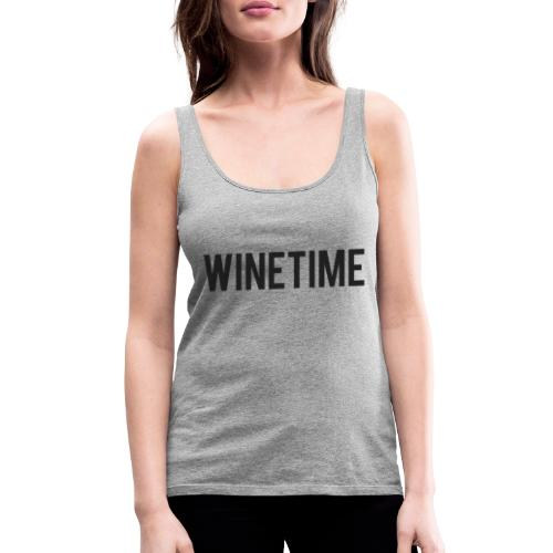 Winetime - Vrouwen Premium tank top