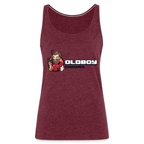 Oldboy Gamers Fanshirt - Premium singlet for kvinner