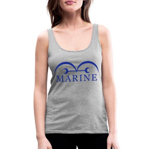 Marines - Camiseta de tirantes premium mujer
