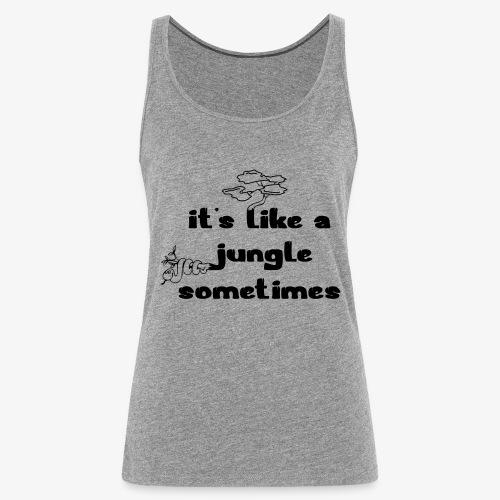 junglecontest - Frauen Premium Tank Top