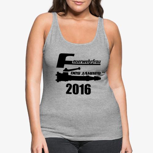 Feuerwehrfrau des Jahres - Frauen Premium Tank Top