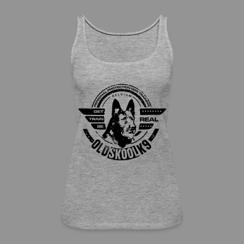 OldSkoolK9 - Women's Premium Tank Top