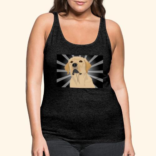 Superdog - Camiseta de tirantes premium mujer