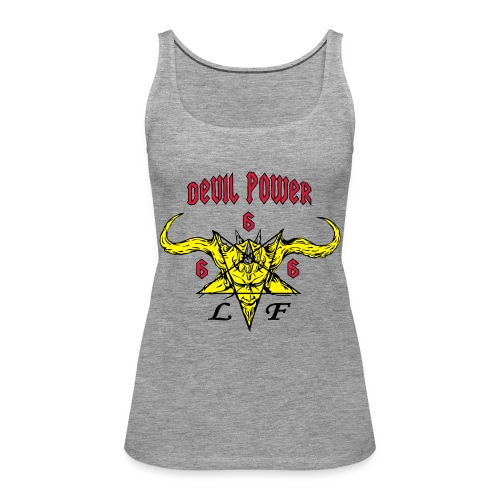 devil_power_2 - Débardeur Premium Femme