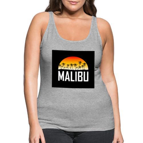 Malibu Nights - Women's Premium Tank Top
