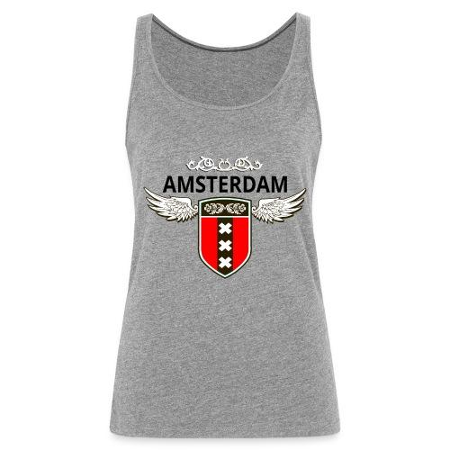 Amsterdam Netherlands - Frauen Premium Tank Top