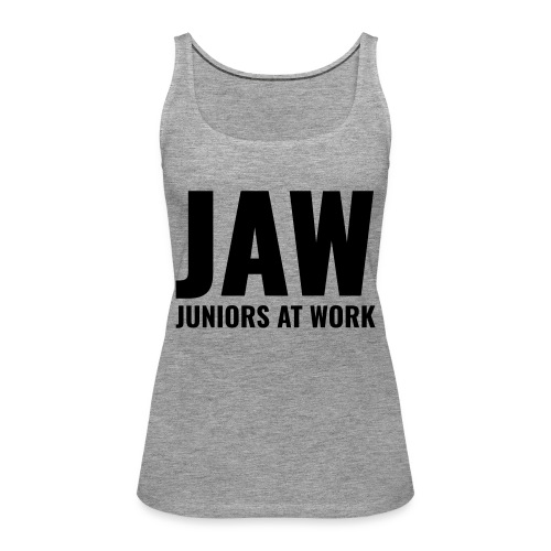 Jaw - Frauen Premium Tank Top