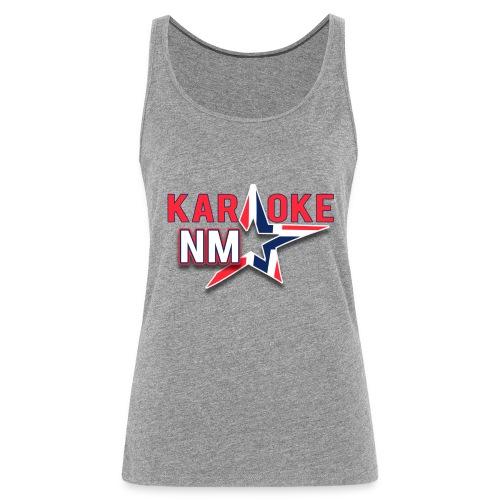 KaraokeNM - Premium singlet for kvinner
