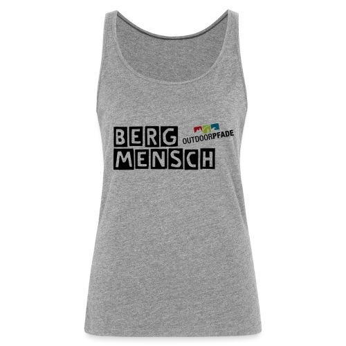 BergMensch#01 - Frauen Premium Tank Top