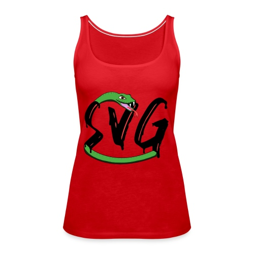 Savage Snake - Vrouwen Premium tank top