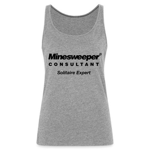 minesweeper - Frauen Premium Tank Top