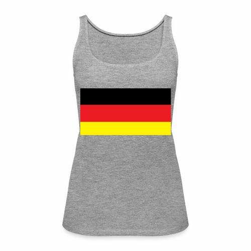 Deutschland Weltmeisterschaft Fußball - Frauen Premium Tank Top
