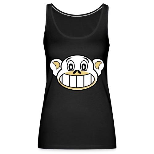 monkey - Vrouwen Premium tank top