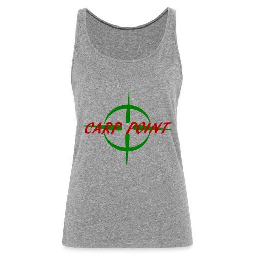 Carp Point T-Shirt - Frauen Premium Tank Top