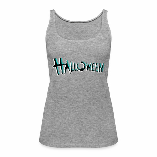 Halloween 'Tee' - Débardeur Premium Femme