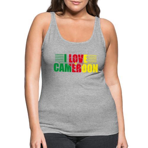 love cameroun - Débardeur Premium Femme