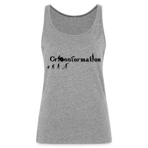 CrossFormation - Frauen Premium Tank Top