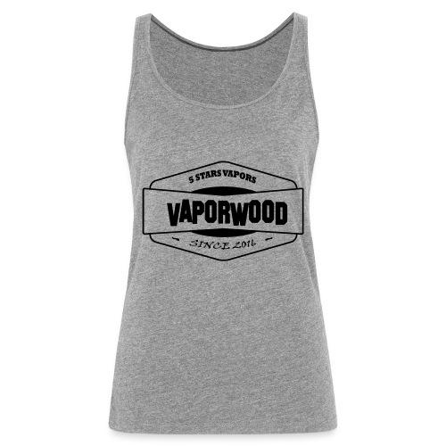 VaporwoodLogo - Frauen Premium Tank Top