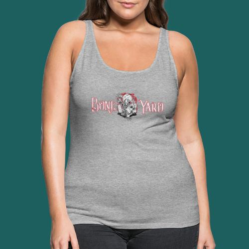 Do You Really Zombie - Vrouwen Premium tank top