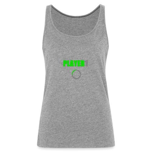 PLAYER 1 VideoJuegos - Camiseta de tirantes premium mujer