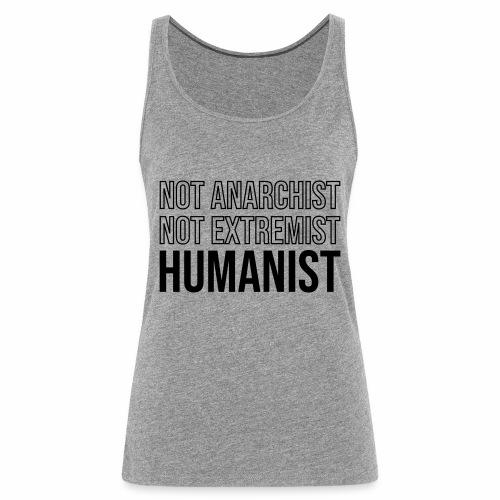 Humanist - Débardeur Premium Femme