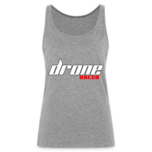 Drone racer - Women's Premium Tank Top