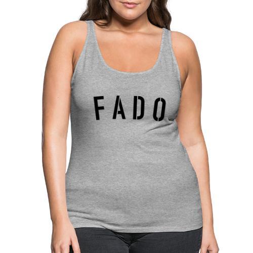 fado - Frauen Premium Tank Top