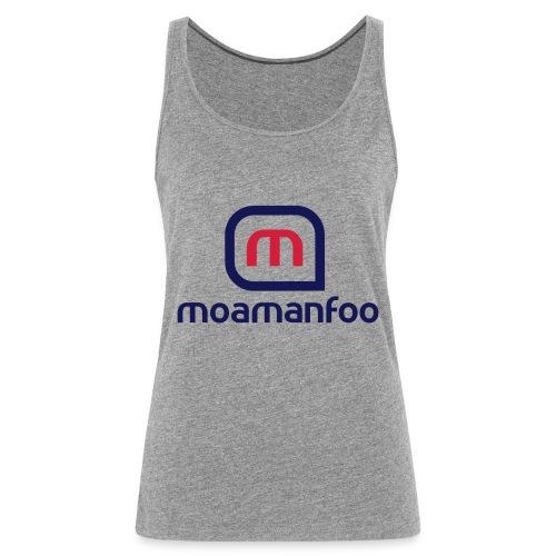 Moamanfoo - Débardeur Premium Femme