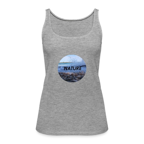 Nature Meer - Frauen Premium Tank Top