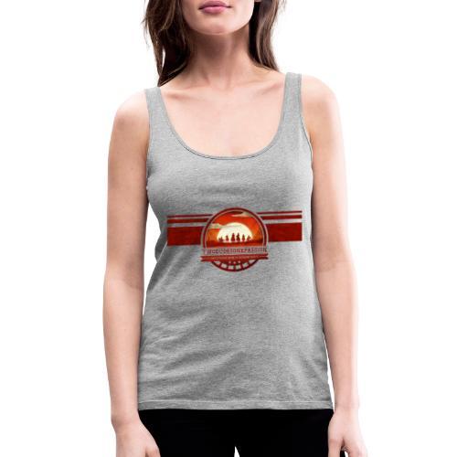 TwoDudesOnePassion Banner 1 - Frauen Premium Tank Top