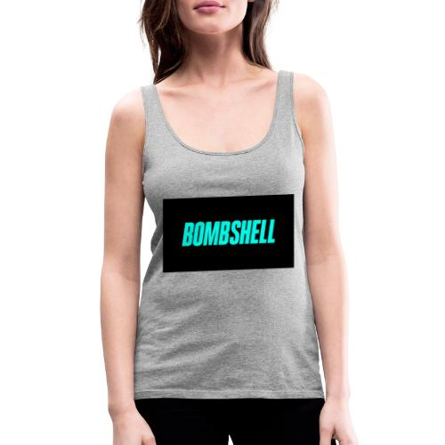 Bombshell - Dame Premium tanktop