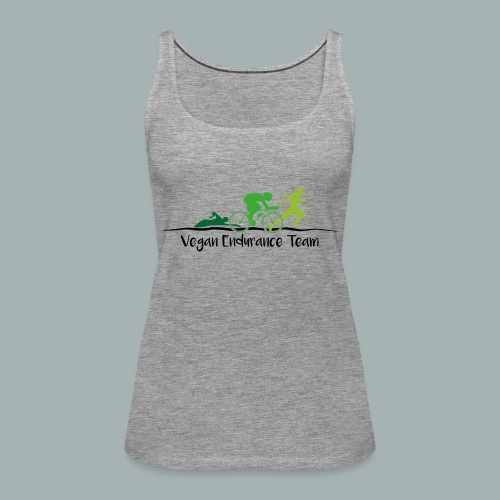girls team shirt - Frauen Premium Tank Top