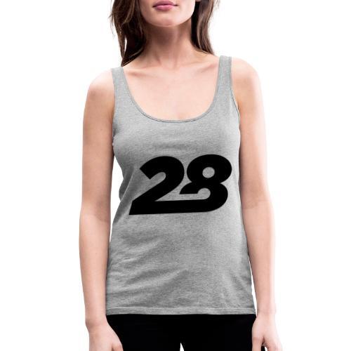 28 - Women's Premium Tank Top