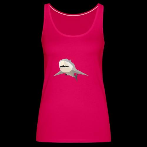 SHARK COLLECTION - Canotta premium da donna