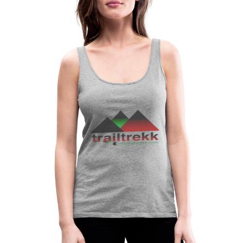 TRAILTREKK - Camiseta de tirantes premium mujer