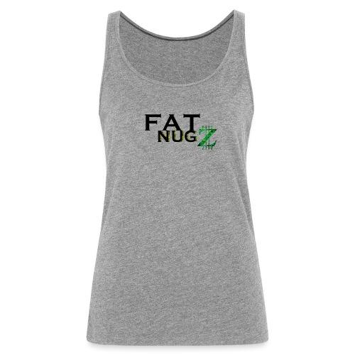 FATNUGS Zhadow collection - Women's Premium Tank Top