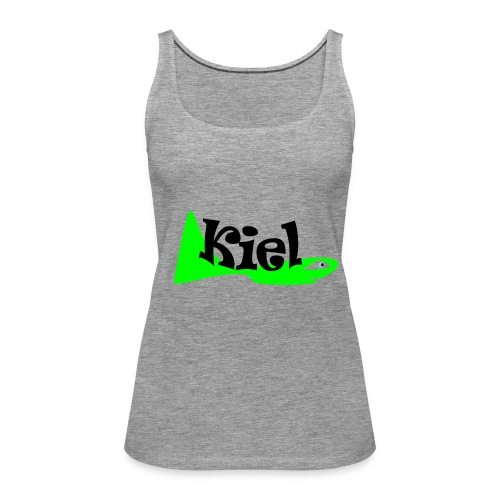 kielfish - Frauen Premium Tank Top