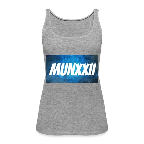 Munxxii's Merch - Women's Premium Tank Top