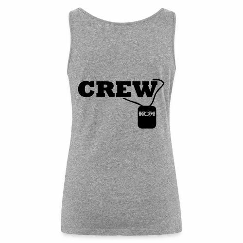 KON - Crew - Frauen Premium Tank Top