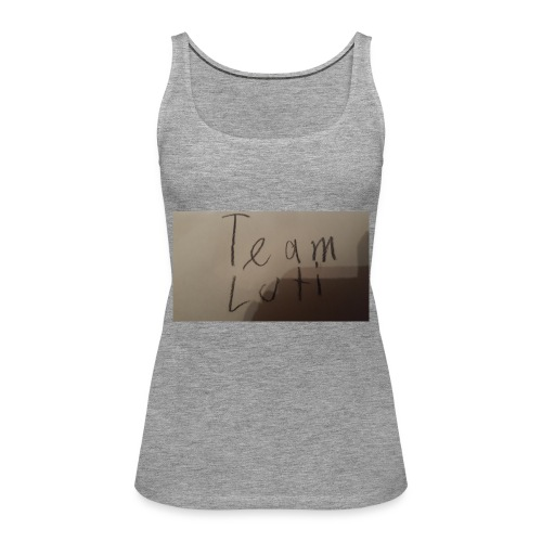 Team Luti - Frauen Premium Tank Top