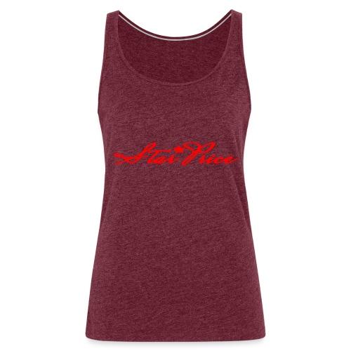 star price (red) - Women's Premium Tank Top