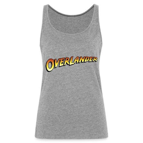 overlander0 - Premium singlet for kvinner