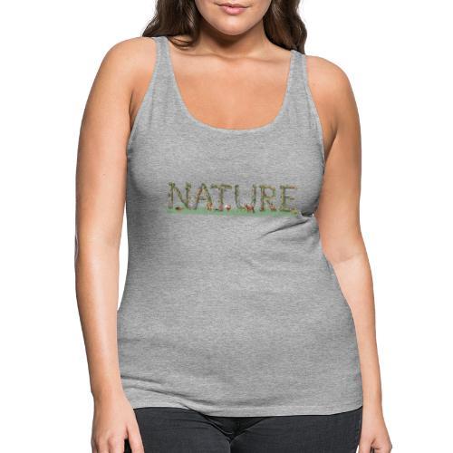 Natur - Frauen Premium Tank Top