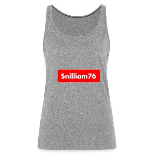 Supreme76 - Premium singlet for kvinner
