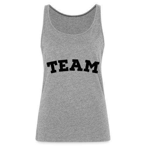 Team - Women's Premium Tank Top
