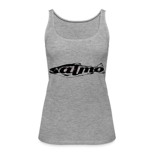 Salmo (salmophil) - Frauen Premium Tank Top