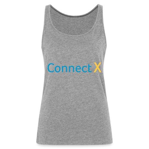 CXlogoC - Débardeur Premium Femme