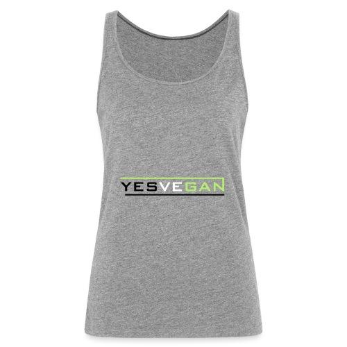 YESVEGAN - Frauen Premium Tank Top